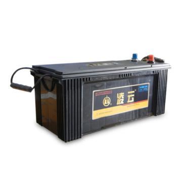 凌云 船用蓄电池,12V/180Ah,6-QW-180