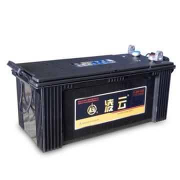 凌云 免维护蓄电池,12V/150Ah,6-QW-150