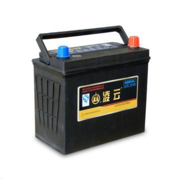 凌云 免维护蓄电池,12V/45Ah,46B24R/L
