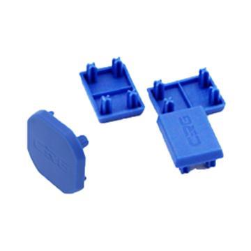 希瑞格CRG 2525型材端盖(PP),PP2525,4.Y00070