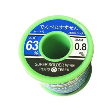 中亚 焊锡丝 锡铅63:37 松芯,φ0.8,0.5Kg/卷