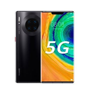 华为手机,Mate 30 Pro(5G) (8G+256G) 手机-全网通版5G(LIO-AN00) 黑