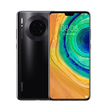 华为手机,Mate 30 (8G+128G) 手机-全网通版4G(TAS-AL00) 黑