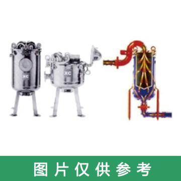 上海缘昌医药微米级快开袋式过滤器