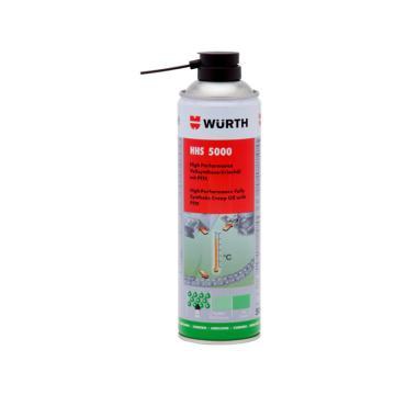 伍尔特 HHS5000渗透润滑油,08931063,500ML/瓶