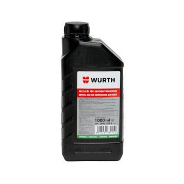 伍尔特 气动工具专用雾化润滑油,08930505,1L/桶