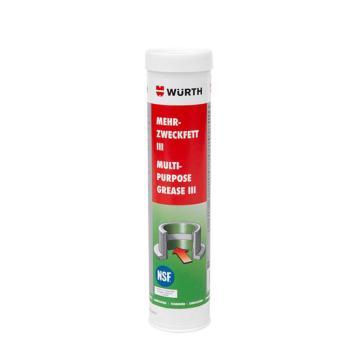 伍尔特 III型多用途黄油,0893107002,400G/瓶