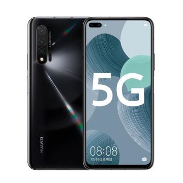 华为手机,nova 6 5G(8GB+256GB)手机-全网通版5G 黑