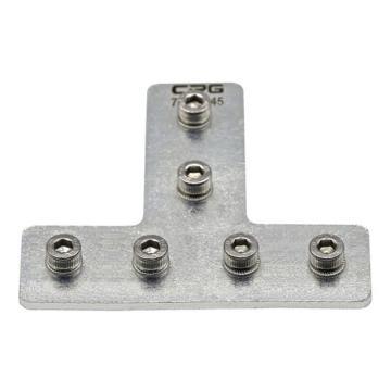 希瑞格CRG T型固定板(含螺钉套件),SFP-T2550T,7.Y00644-T