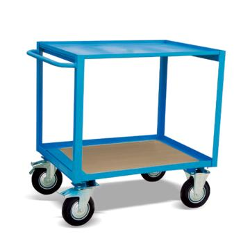 Raxwell 通用型工具车,橡胶轮 载重300KG,RHTC0028
