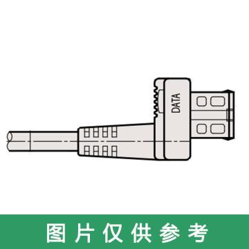 三丰Mitutoyo 标准连接电缆,U-WAVE-T、带输出按钮直线型,02AZD790C