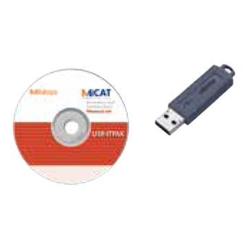 三丰Mitutoyo 收集器,USB-ITPAK、V2.0,06AFM386