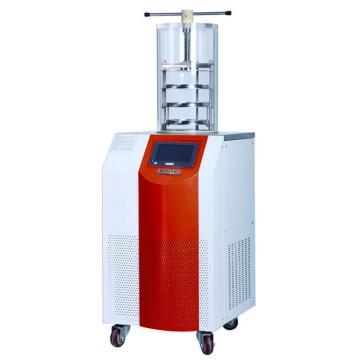 永合创信 实验室立式冻干机,冻干面积0.135㎡,CTFD-18T压盖型