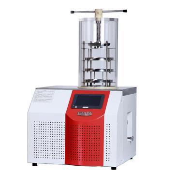 永合创信 实验室台式冻干机,冻干面积0.09㎡,CTFD-10T压盖型