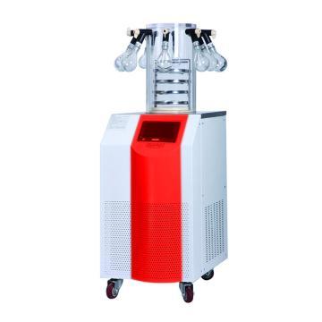 永合创信 实验室立式冻干机,冻干面积0.18-0.27㎡,CTFD-18P多歧管普通型