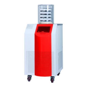 永合创信 实验室立式冻干机,冻干面积0.18-0.27㎡,CTFD-18S标准型