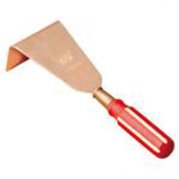 渤防 防爆除锈锄,1298-75 75mm 铍青铜