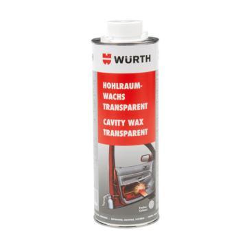 伍尔特 空腔防锈保护蜡,0892082,透明色,1000ML/瓶