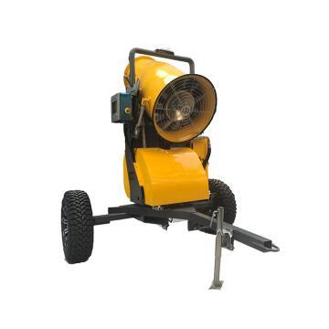 恒博岳HBY 雾炮机,智能超细雾射雾机,加热型,移动式,HBY-50D-JR