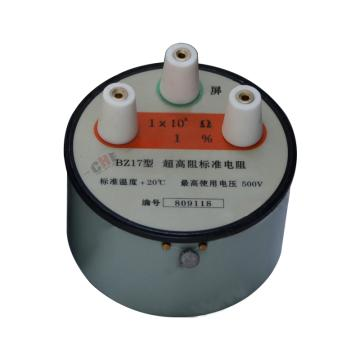 长城电工 超高阻标准电阻器,BZ17