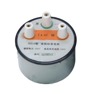 长城电工 高阻标准电阻器,BZ16