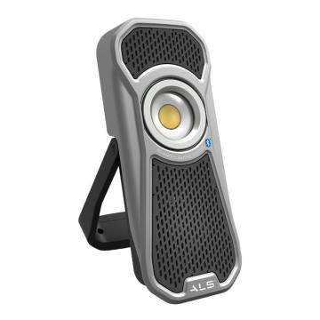 ALS 600流明手持式LED音响灯,AUD601R 功率7W 白光5500-6500K,外观颜色随机,单位:个