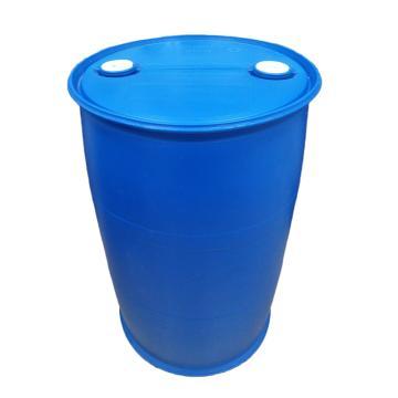HDPE塑料桶,200L,双环桶,配两个透气盖,配两个防尘盖,1个