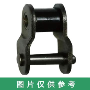 东华自强 B系列链条接头,双排,半接头,10B-2