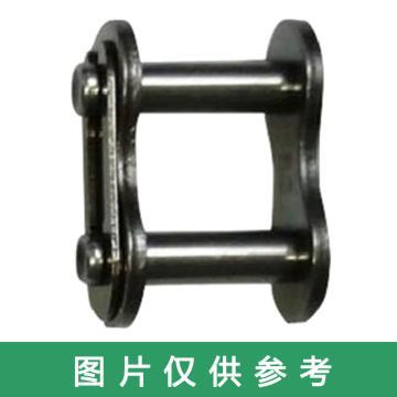 东华自强 A系列链条接头,双排,全接头,16A-2