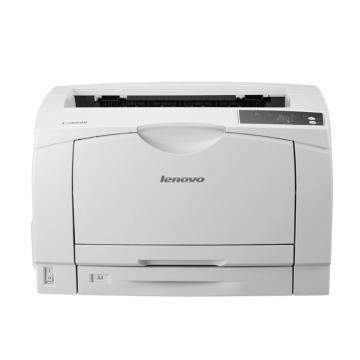 联想 黑白激光打印机,A3 32页/鼓粉一体,LJ6600