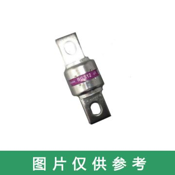 茗熔MIRO 螺栓型熔断器 RGS12 aR 500V/160A 10个/盒 快速型
