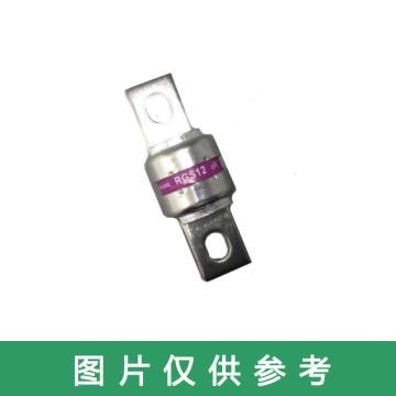 茗熔MIRO 螺栓型熔断器 RGS12 aR 500V/125A 10个/盒 快速型