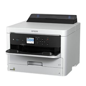 爱普生(EPSON)彩色喷墨打印机,WF-C5290a A4墨仓式 高速自动双面打印 (加500页选购纸盒)