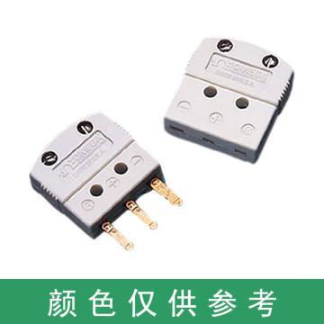 OMEGA MTP三插脚小型插头,MTP-K-M