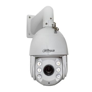 大华 130万H.265编码6寸20倍变焦红外夜视智能巡航网络球机,最远150米,DH-SD6C80FB-GN
