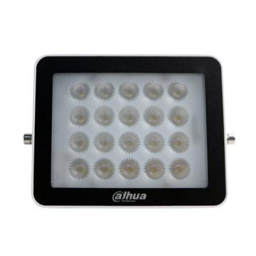 大华 监控摄像头LED白光补光灯,补光距离30m以内,DC12V20灯,186.4*160*31.5mm,DH-PFM522-D1