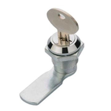 益升华 中型转舌锁,496676,镀铬,不通开