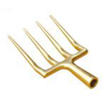 渤防 防爆叉子,1217-327 327mm 铝青铜