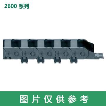 易格斯igus 拖链,E2/000|2700系列,内宽65,弯曲半径125,2700.06.125.0