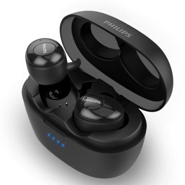 飞利浦(Philips) 入耳式蓝牙耳机 SHB2505BK 黑色