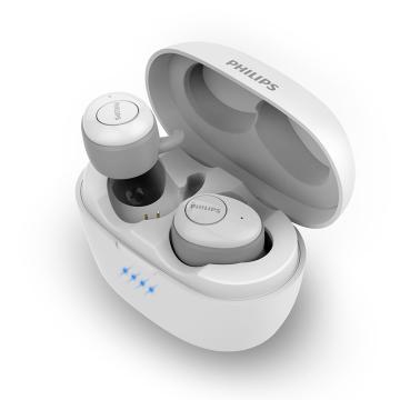飞利浦(Philips) 入耳式蓝牙耳机 SHB2505WT 白色