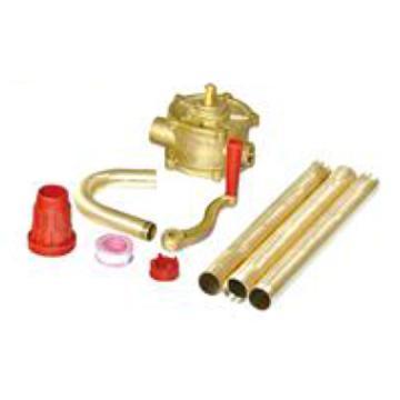 渤防 防爆手摇油泵,1372-1350 1350mm 铝青铜