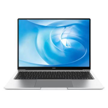 华为笔记本,MateBook14 i7 8+512G 独显 Linux系统 14英寸 银色