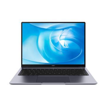 华为笔记本,MateBook14 i5 8+512G 集显 Linux系统 14英寸 灰色