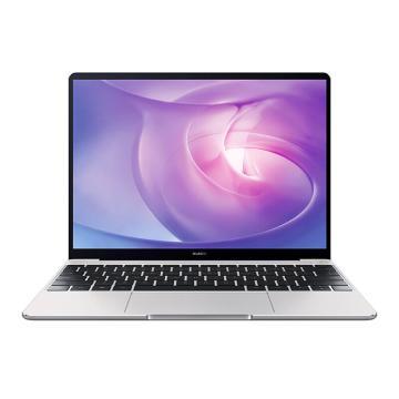 华为笔记本,MateBook13 R5 8+512G 集显 Linux系统 13英寸 银色