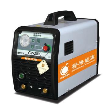 橙果能源 便携式锂电焊机