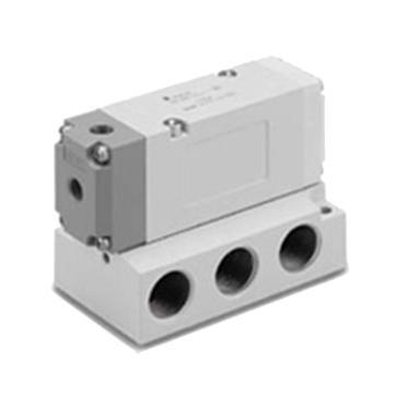 SMC带辅助板的气导,VFA5144-04