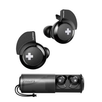 飞利浦(Philips) 蓝牙耳机 SHB4385BK 黑色