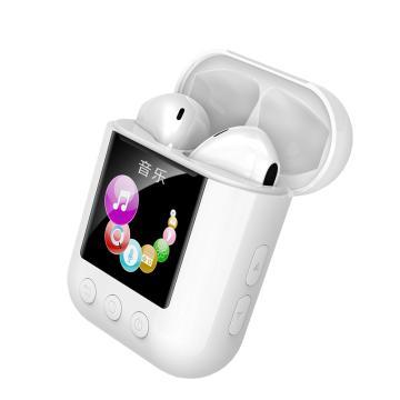纽曼(Newmine)蓝牙MP3真无线耳机 Q7 8GB