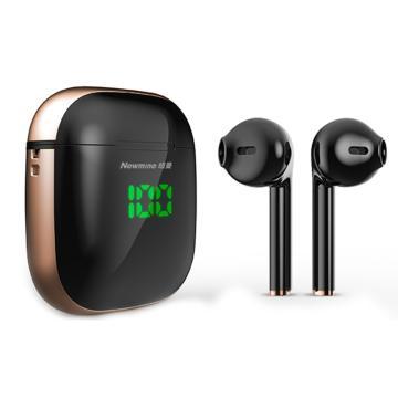 纽曼(Newmine)无线充版蓝牙真无线耳机 X6W